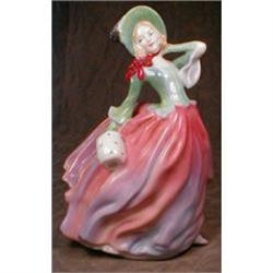 Royal DOULTON Autumn BREEZES Figurine -HN1911- #2380058