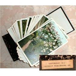BERKSHIRES Mass POSTcards 42 Images ANTIQUE - #2380079