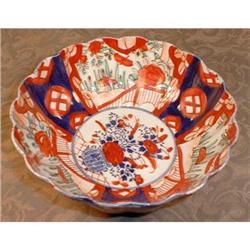 Japanese IMARI Bowl -ANTIQUE- #2380088