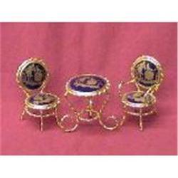 Limoges miniature furniture #2380151