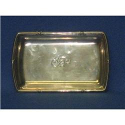 Sterling Silver small Tray #2380169