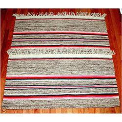 PERU.  Vintage Alpaca Textile Rug. #2380171