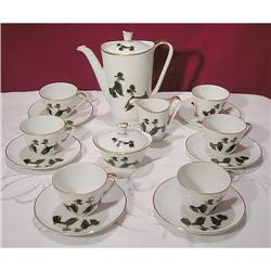Shumann Bavaria Coffee Set for 6 persons #2380180
