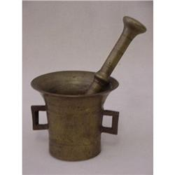 Mortar & Pestle Sku1352 #2380319