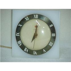 Telechron Electric Clock Sku2790 #2380321