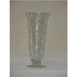 Depression Glass Vase  #2380322