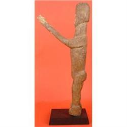 Unusual and Rare Lobi Figure, African Sculpture#2380348