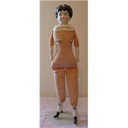 "Doll China 16"" Black Haired Original Body #2380350"