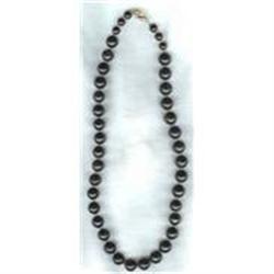 Garnet Bead Necklace. c1970 #2380368
