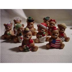 Homco Figurines #1413 #2380415