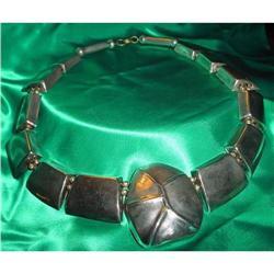 Vintage Silver Necklace #2380419