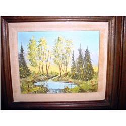 Landscape Oil Painting #2380420
