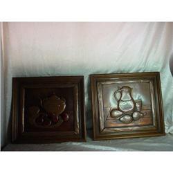 Copper Art framed #2380433