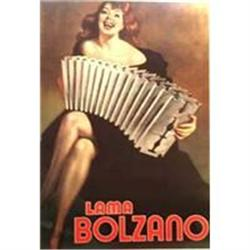 Lama Bolzano poster by Boccasille, Later #2380469