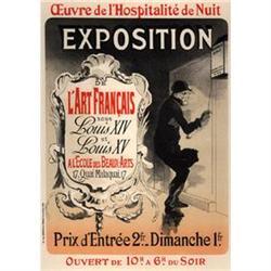 PL-137 Original Lithograph from Les Maitre de #2380471