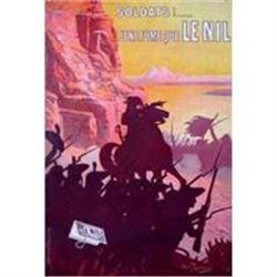 Soldates Ne Fume Le Nil Poster, c1900 #2380481