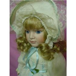 MISTY, 17IN BLONDE-BLUE EYED, HELLO DOLLY,MIB #2380490