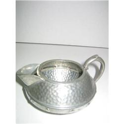 Art&Crafts Viners Sheffield Pewter Cream Pot #2380495