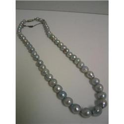 Beautiful Victorian Silver color Pearls #2380496