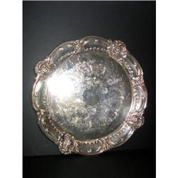 French plate Silver plated 18 century design #2380499