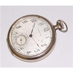 Waltham Pocket Watch pink gold filled case #2380502