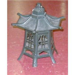 Oriental Outdoor Garden Candleholder Light #2380508