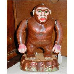 Marx Gorilla Tin Battery Toy #2380509
