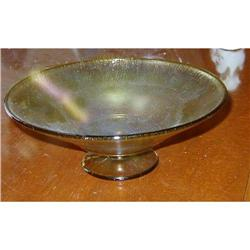 Stretch glass bowl compote #2380510