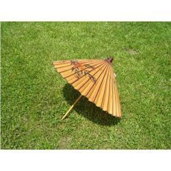 Vintage Paper Umbrella #2380535