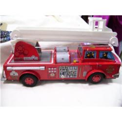 Fire Engine Battery Operated by Horikawa #2380543