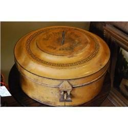 Antique German Bread Box, c.1870 Tole #2378509