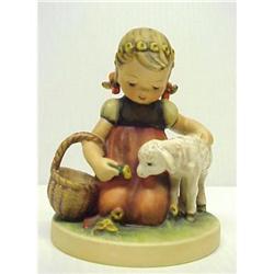 "Adorable Hummel Figurine""FAVORITE PET"" #2378711"