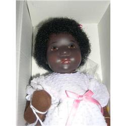 """10"""" Black Kathe Kruse Eddie 1991 MIB #2378725"""