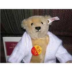 Steiff 1995 Collector's United Bear MIB #2378729