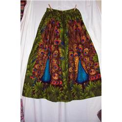 Vintage Guadalajara Folk Art  Skirt #2378755