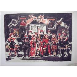 """David Milne - """"King Queen and Jokers"""" - #2378761"""