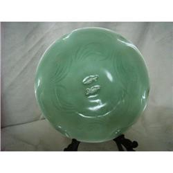 chinese porcelain dish #2378765
