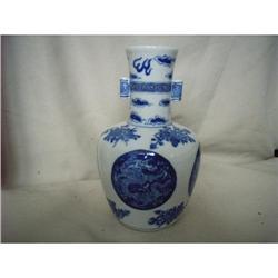 chinese porcelain vase #2378769