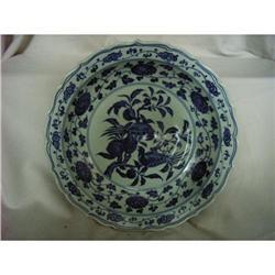 chinese porcelain dish #2378784