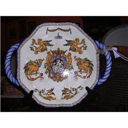 Platter from Gien #2378786