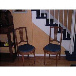Pair of Louis XVI Chairs #2378787