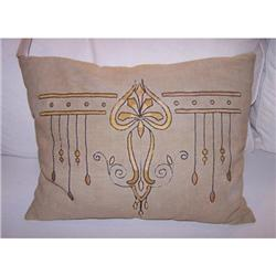 Arts and Crafts Pillow/Textile - Mission era #2378793
