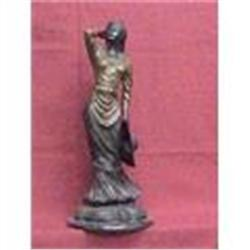Beautiful Bronze Sculpture of A lady #2379174