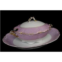 Limoges Lidded Soup Tureen and Under Plate #2379177