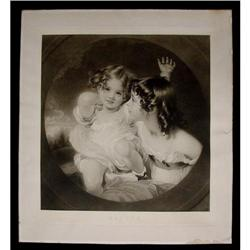 Etching of Children, Sir Thomas Lawrence #2379185