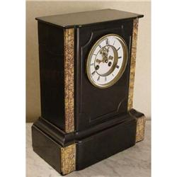 Empire Marble Mantle Clock #2379196