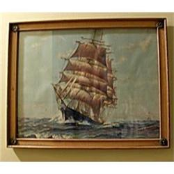 Original Watercolor from early 1900s' #2379458