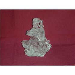 Crystal Ancient Chinese Lady Playing Music #2379472