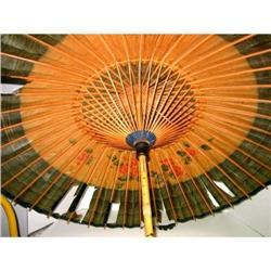 Hand painted with Birds Geishas Umbrella 18 #2379482