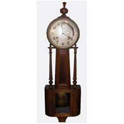 Walnut Wall Clock #2379490